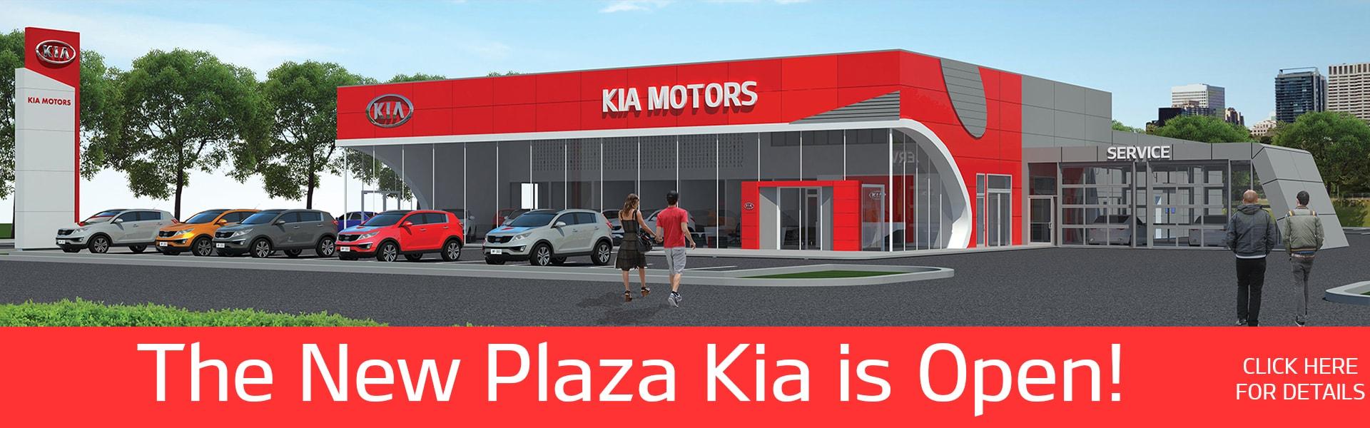 Plaza Kia Now Open at 9144 Yonge Street
