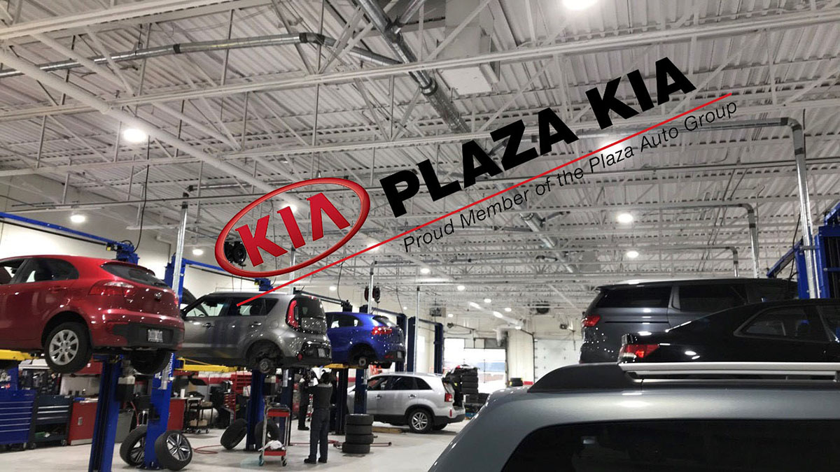 Plaza Kia Service Department