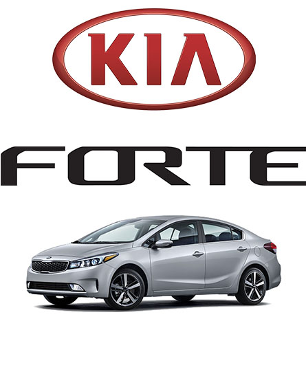 Kia Forte J.D. Power 2017 U.S. Initial Quality Study Winner
