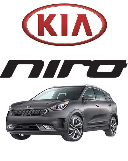 Kia Niro J.D. Power 2017 U.S. Initial Quality Study Winner